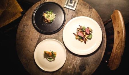 Evening Dining – A la Carte
